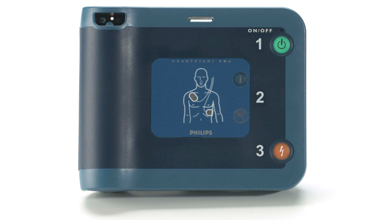 Philips HeartStart FRx AED - FREE SHIPPING!