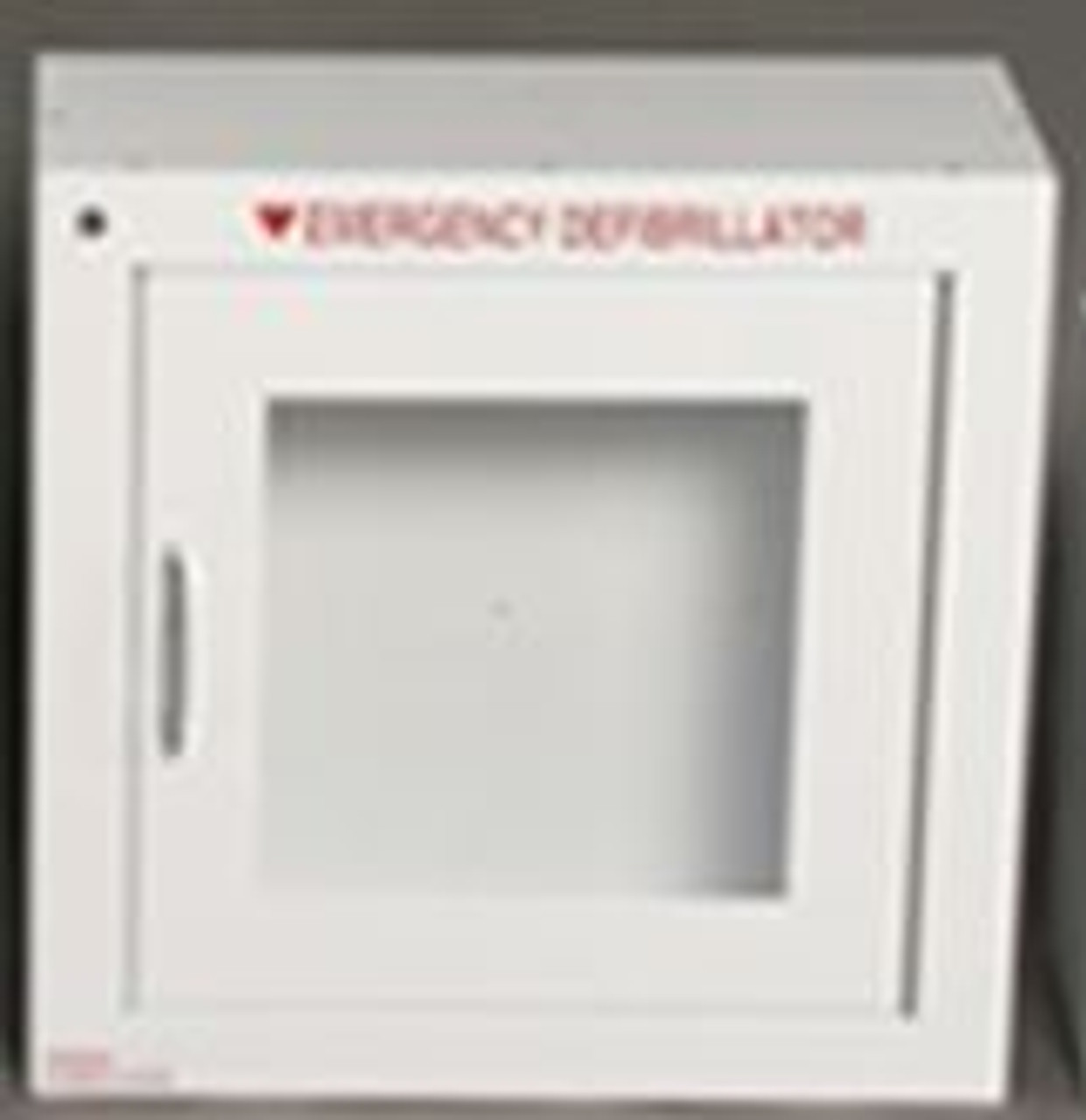 Stand AED Wall Cabinet