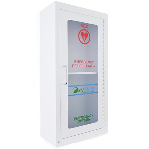 automatic external defibrillator wall mount