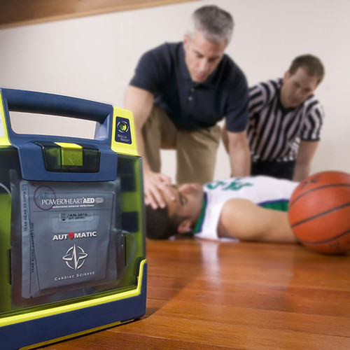 Cardiac Science Powerheart AED G3 Plus