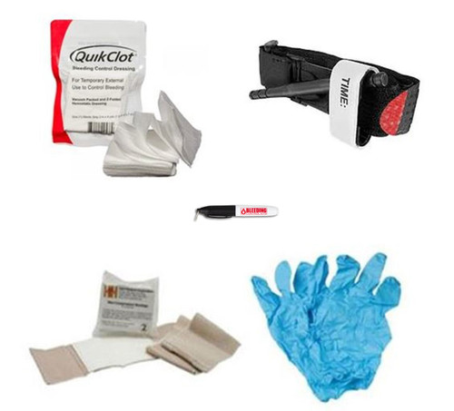Premium Bleeding Control Kit