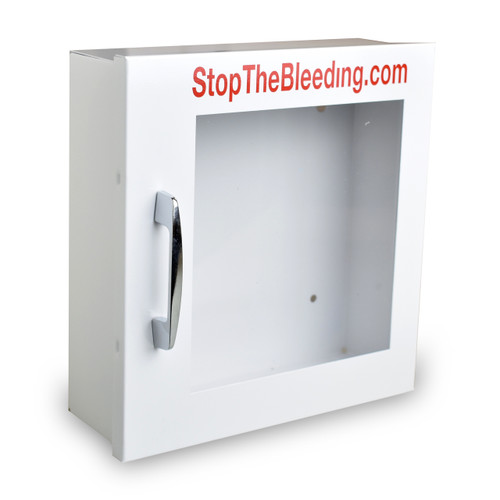 Stop The Bleed Kit Cabinet