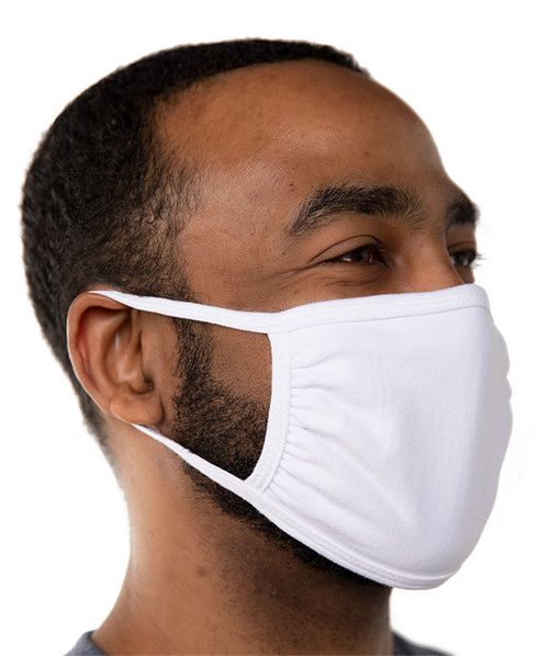 Triple-ply Cotton Face Mask
