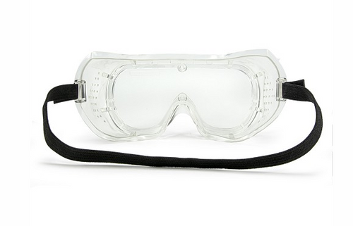 Direct Vent Goggles