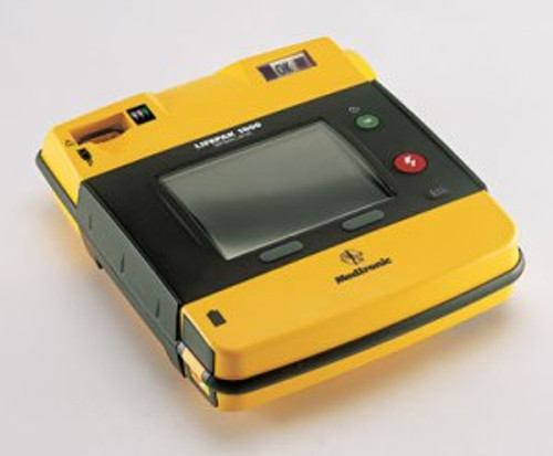 Physio-Control LIFEPAK 1000 - (graphical display) AED