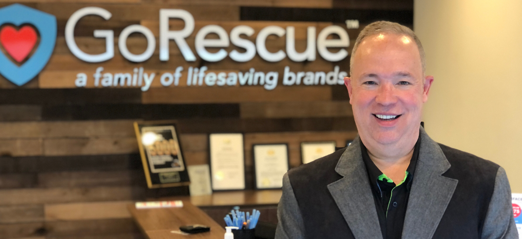 GoRescue adds Sales Team Member for LA, MS, and TX!