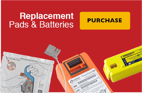 Replacements Pads Batteries