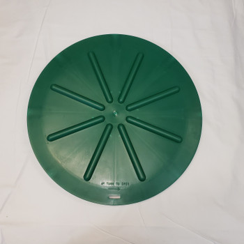 "Access Cover Green Poly 20"" (Id)"