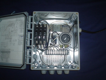 Alarm Panel 500N Hw Nite In Hsng CS114AN