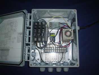 Alarm Panel 600N Hw Nite-Ph In-Hsng CS114BN