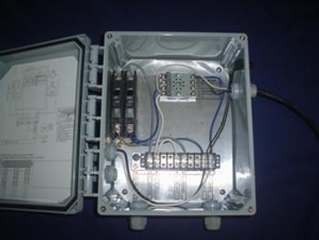 Alarm Panel 750N Hw In-Hsng CS 114C