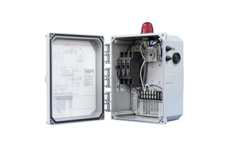 Alarm Panel 600N Hw Pump Wall-Mnt CS114BP