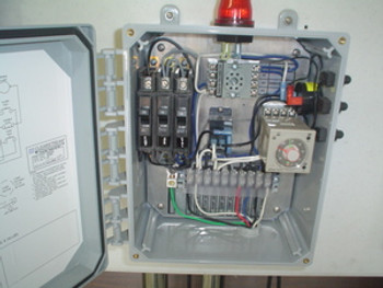 Alarm Panel 600N Hw Drip Wall-Mnt CS114BT