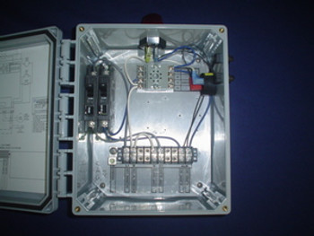 Alarm Panel Hw 800N Wall-Mnt CS114CT