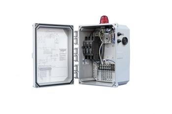 Alarm Panel 800N Hw Pump Wall-Mnt CS114CP