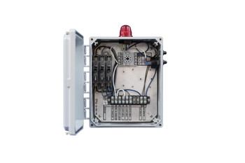 Alarm Panel 1000N Hw Pump Wall-Mnt CS114DP