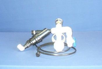 Spin Filter Asm W/100 Psi Gauge Model 1100