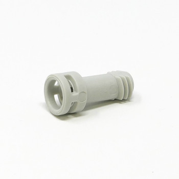 "Screw Plastic 10"" X 7"" Lid - Short"