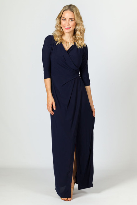 Mia Maxi Dress - Navy