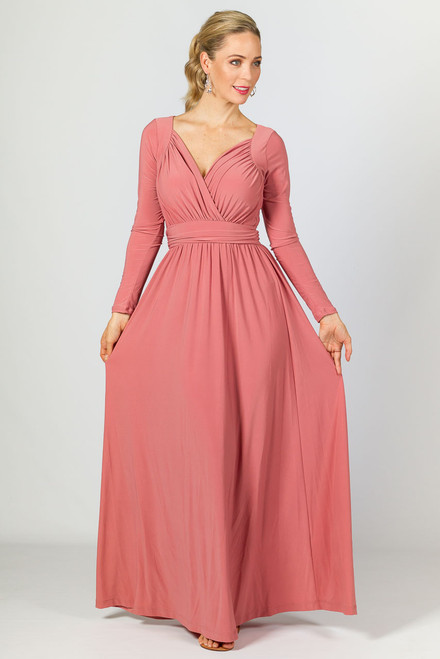 Miranda Maxi Dress - Cinnamon