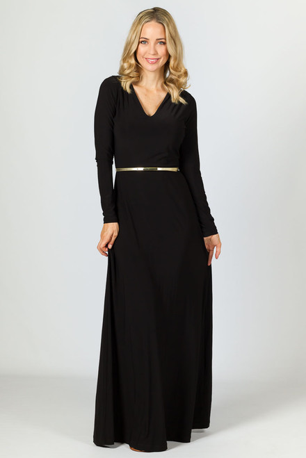 Natalie Maxi Dress - Black