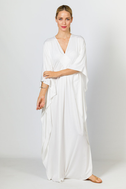 Keira Maxi Dress - White