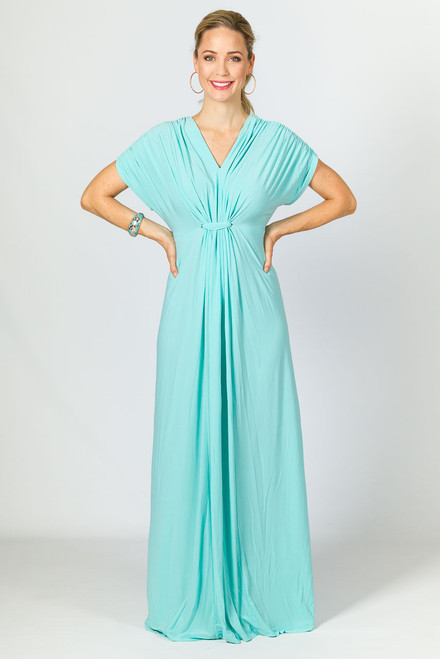 Sophia Maxi Dress - Mint