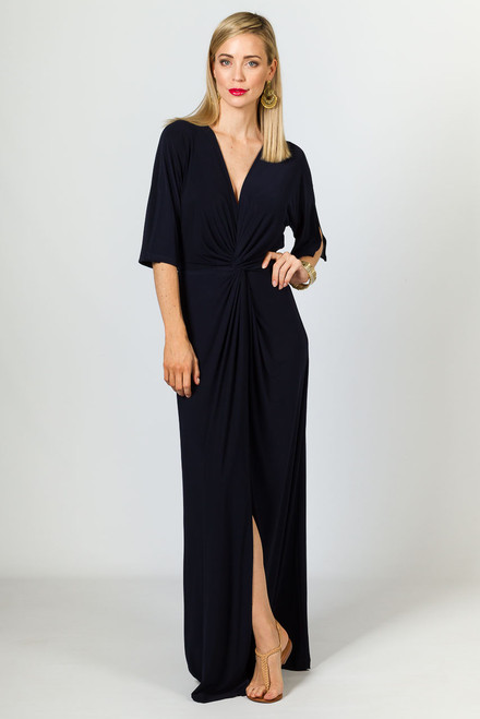 Paloma Maxi Dress - Navy
