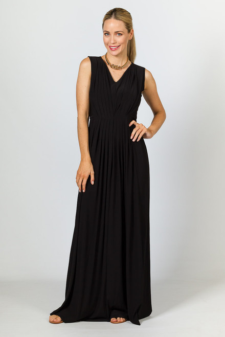 Paris Maxi Dress - Black