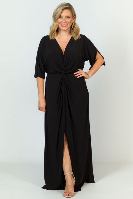 Paloma Maxi Dress - Black