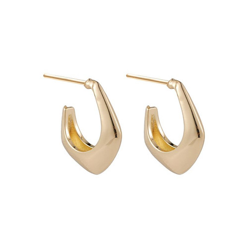 Elegant Gold Earrings