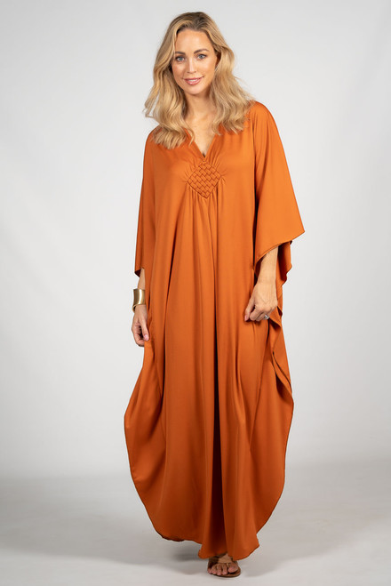 Keira Maxi Dress - Spice