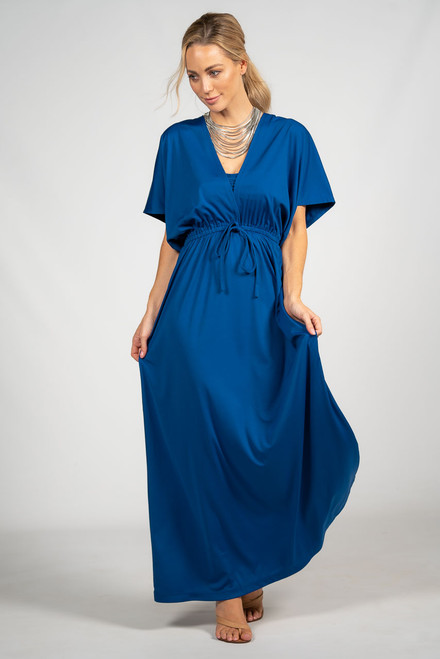 Callie Maxi Dress - Royal Blue