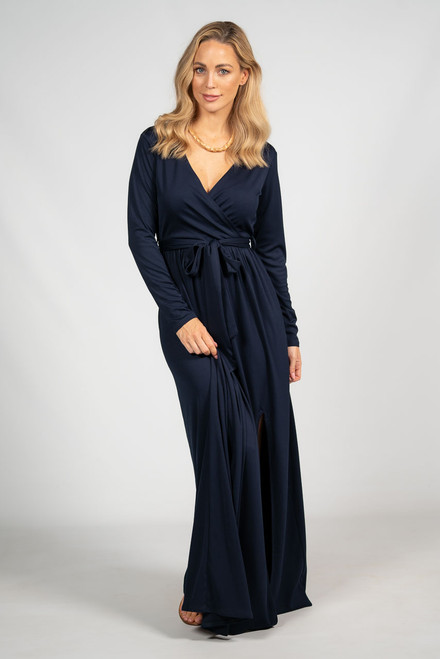 Aubrey Maxi Dress - Navy