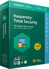 Kaspersky Total Security - Multi-Device Australia and New Zealand Edition. 1-Device 1 year Base Card