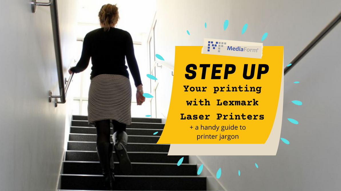 Printer Cheat Sheet + Lexmark Laser Printers that will step up your printing productivity