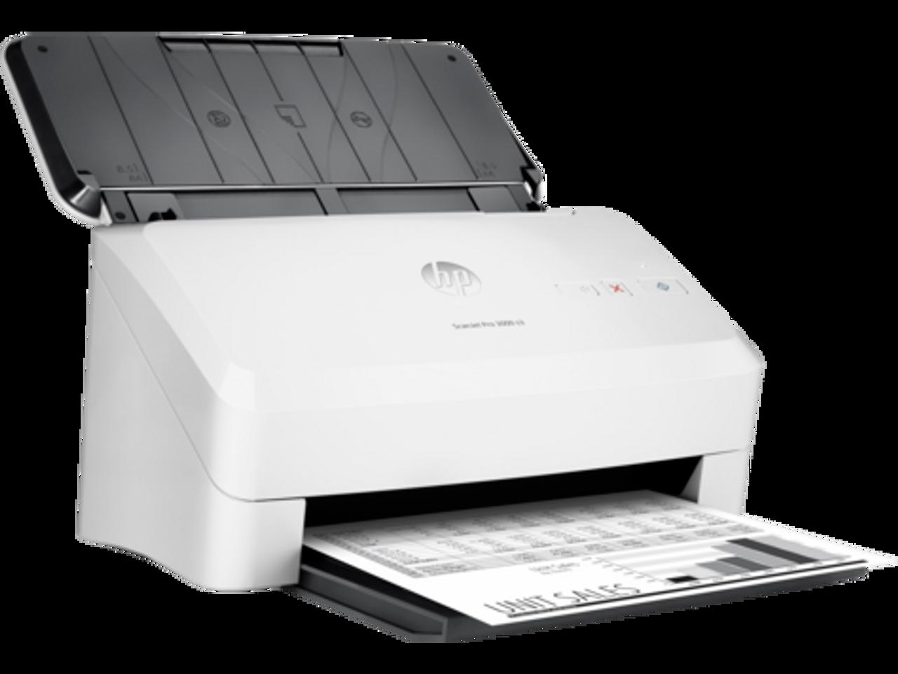 Hp Scanjet Pro 3000 S3 Sheet Feed Scanner L2753a Mediaform Au