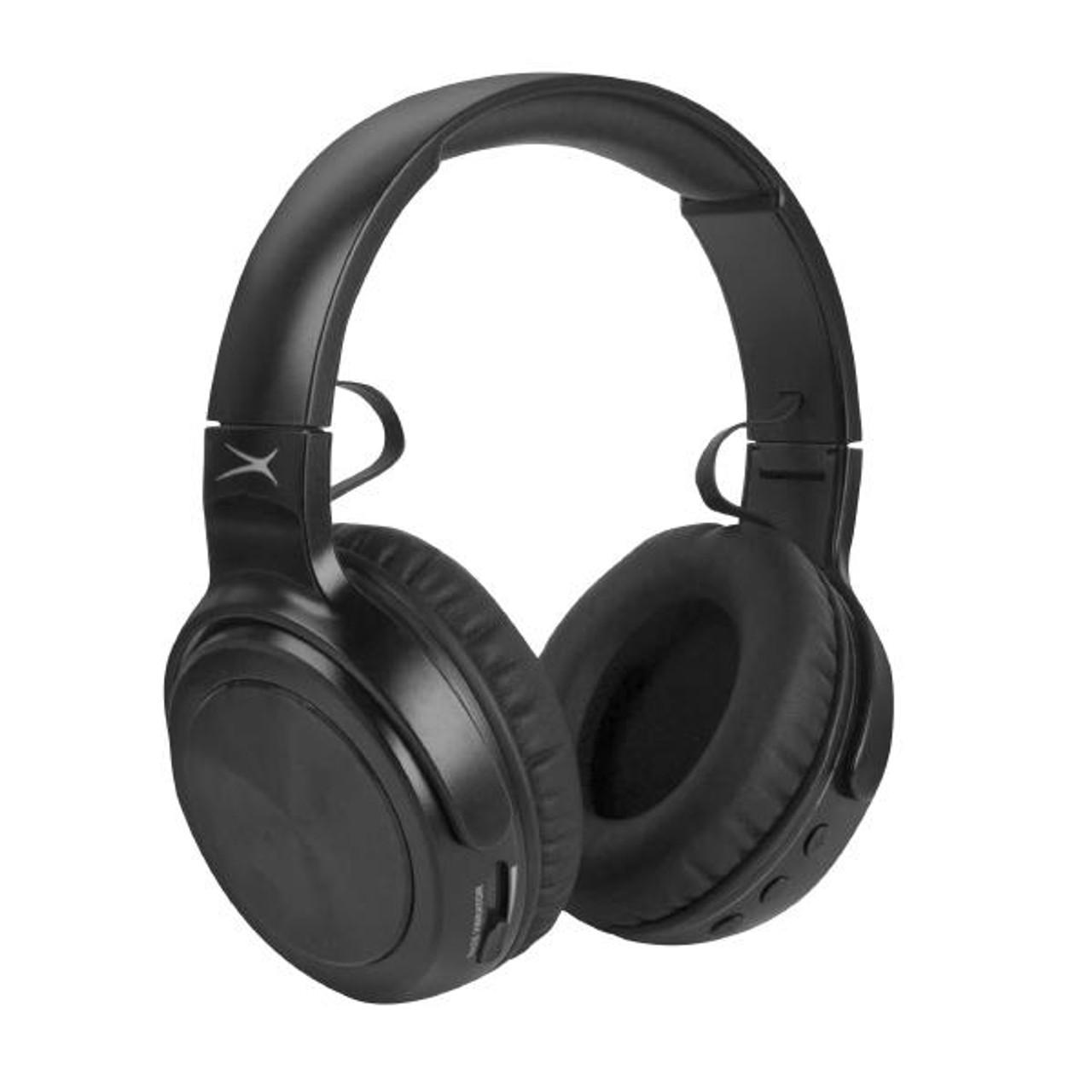 Altec Lansing Rumble Bluetooth Headphones - Over-the-Head Headphones  (Wireless Bluetooth, 10 hrs Battery)