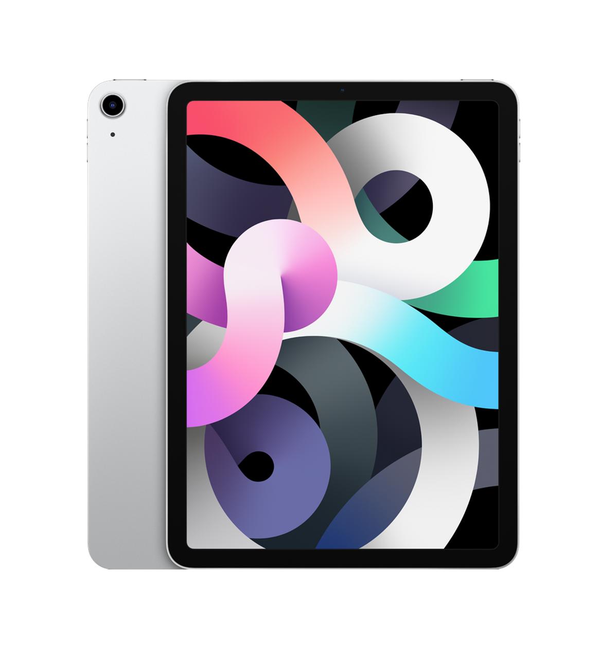 Apple Ipad Air 4th Generation 10 9 Wi Fi 256gb Silver Mediaform Au