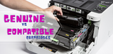 Genuine vs Compatible Cartridges - Why You Should Buy Genuine Every Time