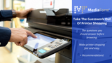 Take The Guesswork Out Of Printer Shopping - Lexmark & HP