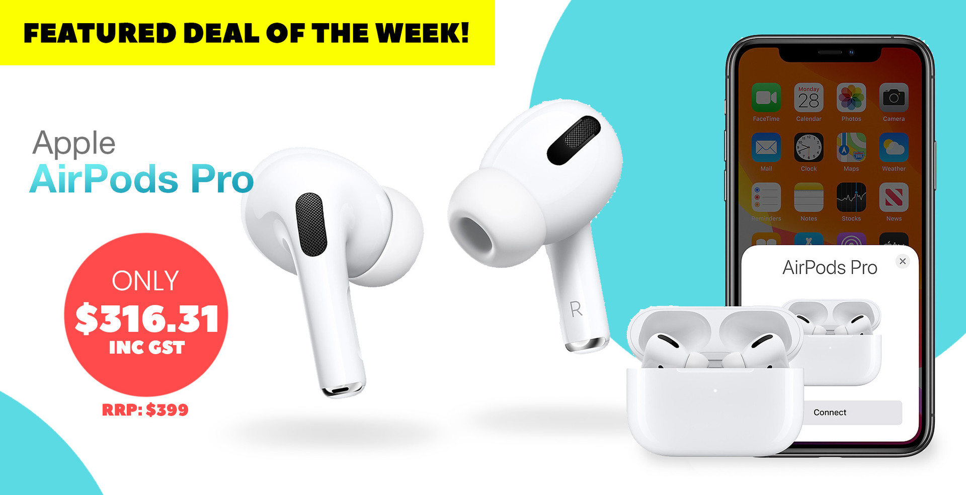 Featured Deal of the Week: AirPods Pro