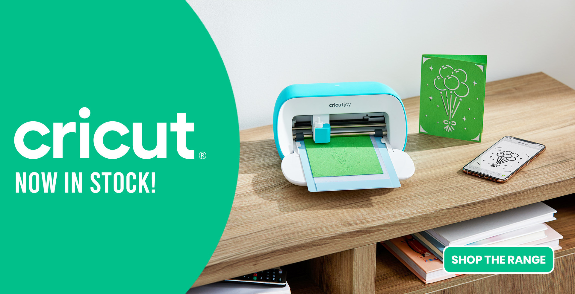 Cricut® is now in stock at MediaForm!