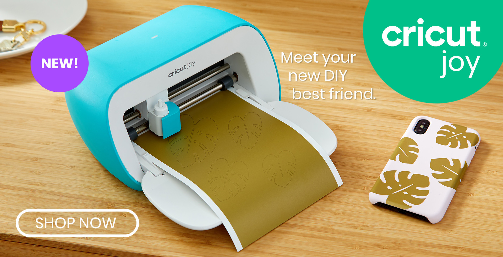 Shop Now for Cricut Joy: Your new DIY best friend