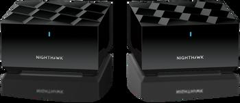 NETGEAR Nighthawk AX1800 4-Stream MESH WiFi 6 System (MK62) - 2 pack