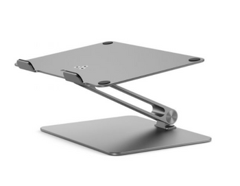 ALOGIC Aluminium Notebook Lifting Stand - Space Grey
