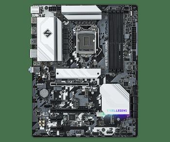 10th Gen Intel Core Processors and 11th Gen Intel Core Processors,Intel H570, 4 x DDR4 DIMM Slots, 6 x SATA3 6.0 Gb/s