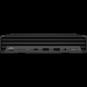 HP ProDesk 405 G6 DM, Ryzen 3 Pro 4350GE, 8GB, 256GB SSD, WLAN, W10P64, 3-3-3