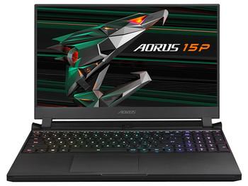 AORUS 15P KD, 15.6 FHD 240Hz, TGL i7-11800H,  RTX 3060P, GDDR6 6G, 3200MHz 8GB 2, Gen4 512G(5K), Win 10 Home, 2Y