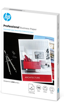 HP Professional Laser Glossy FSC A4 Paper 200 gsm 150 sheets